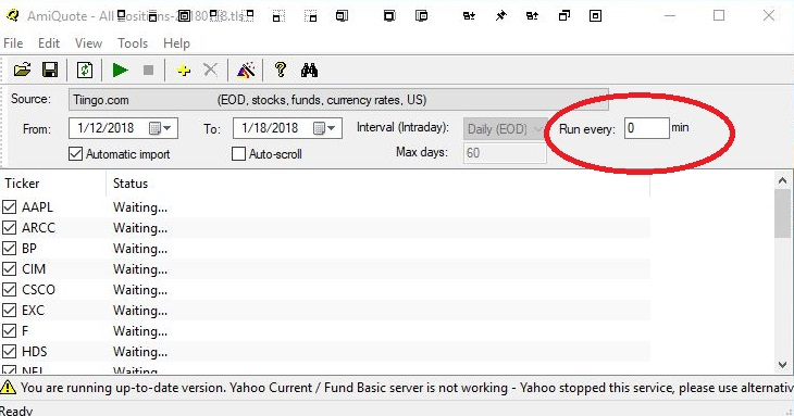 How To Automatically Update Symbol List From V To Amibroker